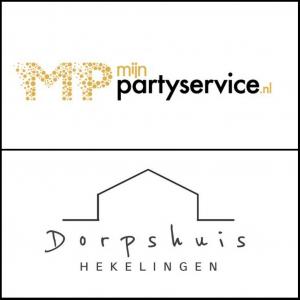 Logo MijnPartyservice Dorpshuis Hekelingen